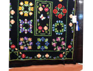 Pieced Single Maker 1st: Out of Darkness by Nancy LeVant