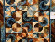 Pieced Single Maker 2nd: Bali Fever by Jean Lemmon