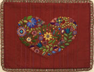 Best Hand-workmanship: Straight from My Heart by Christine Wickert