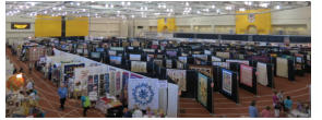 2013 quilt show - Over 600 Quilts On Display