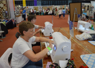 daily events at genesee valley quiltfest